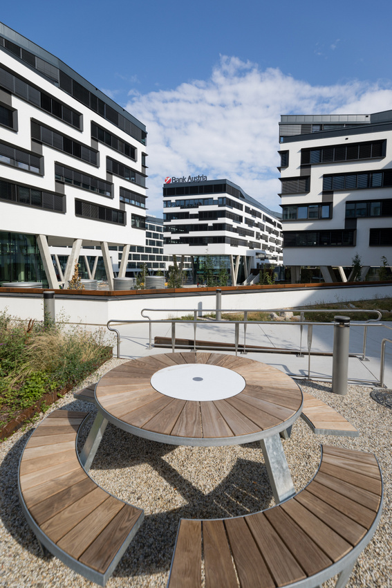 Bank Austria - Aussenaufnahme (c) MANFRED SODIA