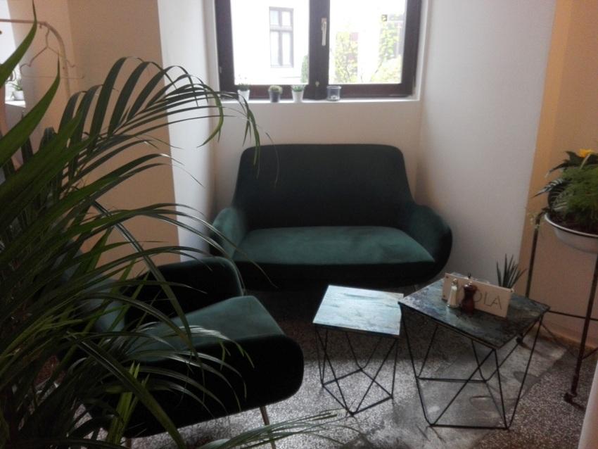 Lieblingsecke im Hinterzimmer bei Viola, Bild (c) kekinwien.at