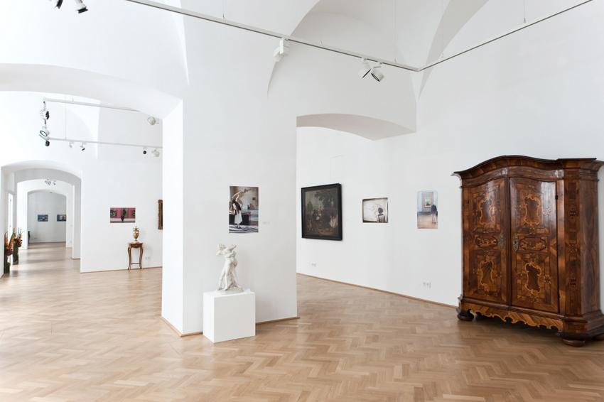 Stefan Draschan im Kunstraum im Kinsy