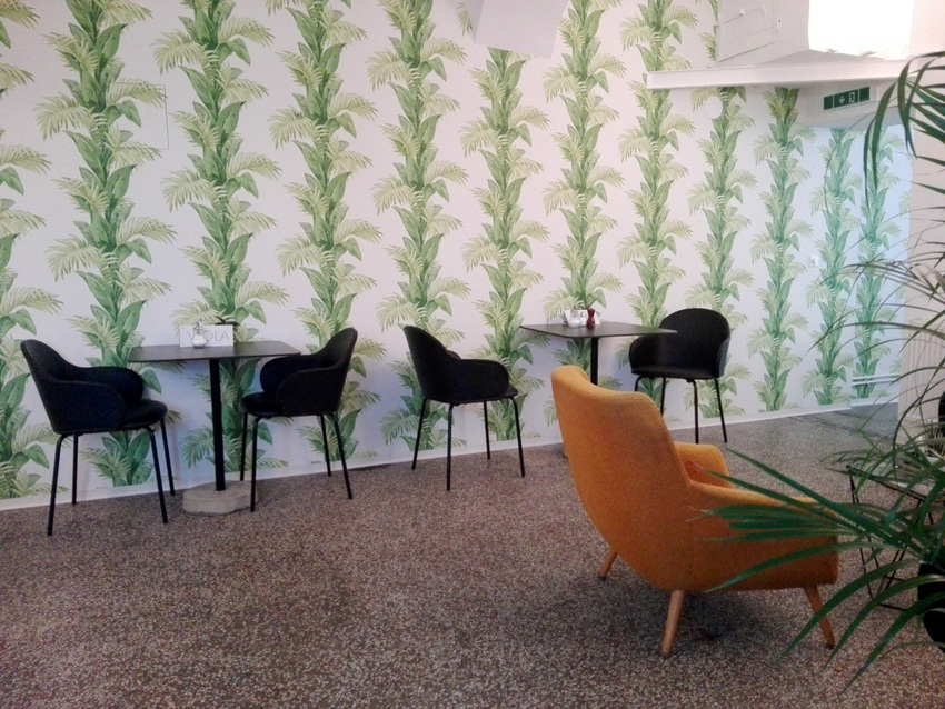 Terrazzo im gezähmten Dschungel, Interieur, Bild (c) Claudia Busser - kekinwien.at