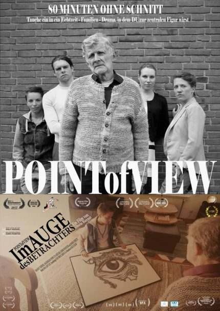 Point of View, Im Auge des Betrachters, Filmplakat