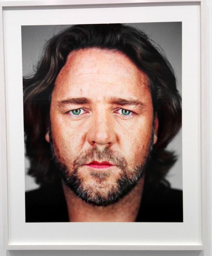 Russell Crowe, Martin Schoeller, Bild vom Bild (c) kekinwien.at