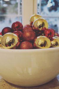 Weihnachtskugeln, Adventkinmo am Spittelberg - kekinwien.at