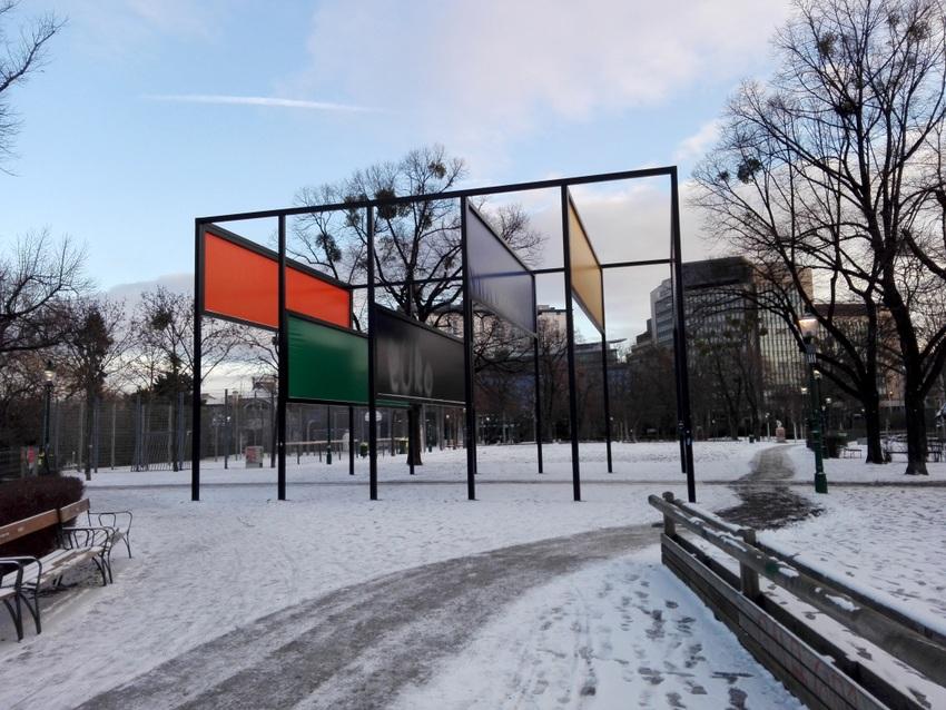 Stage Set, Stadtpark, Seitenansicht, Bild (c) Claudia Busser - kekinwien.at
