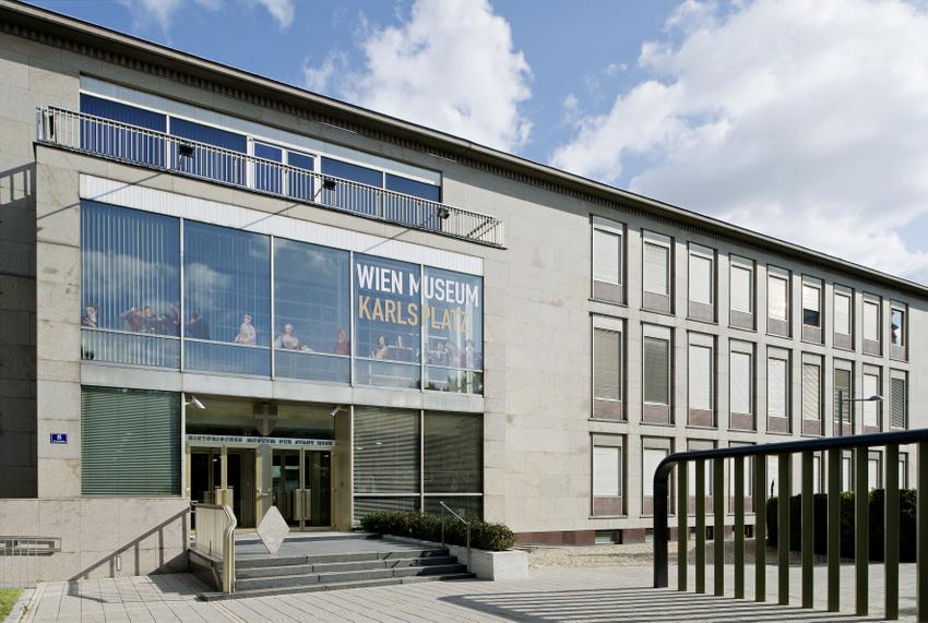Wien_Museum_Karlsplatz_Aussenansicht_Hertha_Hurnaus © Wien_Museum