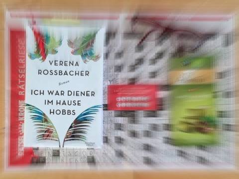 Ich war Diener im Hause Hobbs, Verena Rossbacher, Roman, Bild (c) Alexandra Wögerbauer-Flicker - kekinwien.at