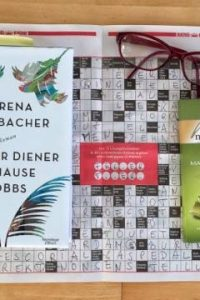 Ich war Diener im Hause Hobbs, Verena Rossbacher, Roman, Collage (c) Alexandra Wögerbauer-Flicker - kekinwien.at