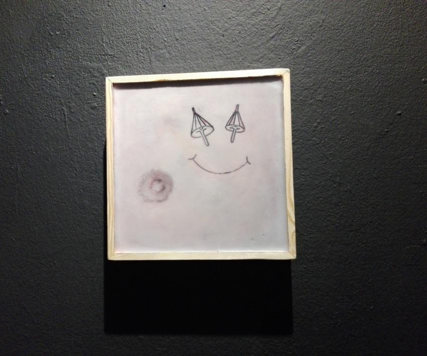 Strangers, eine Arbeit aus der gleichnamigen Ausstellung von Axel Schindler, Bild (c) kekinwien.at