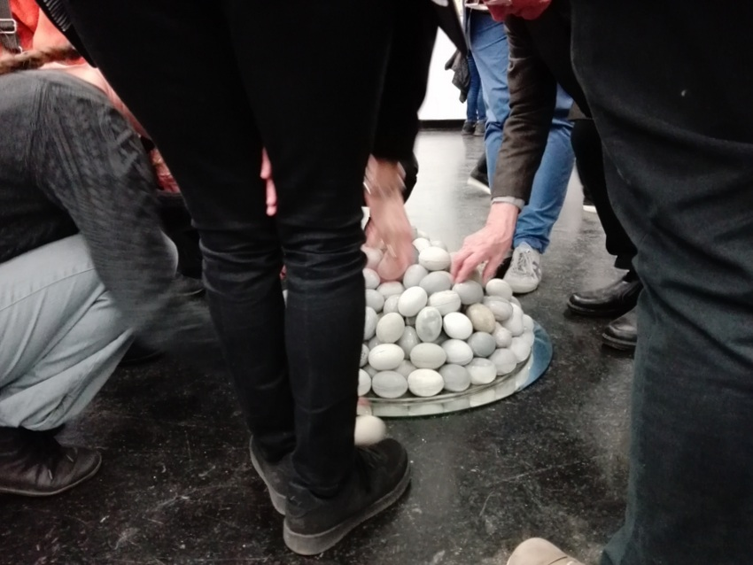 Utopia, Agnes Prammer, 2019, tresor, Bild (c) Claudia Busser - kekinwien.at
