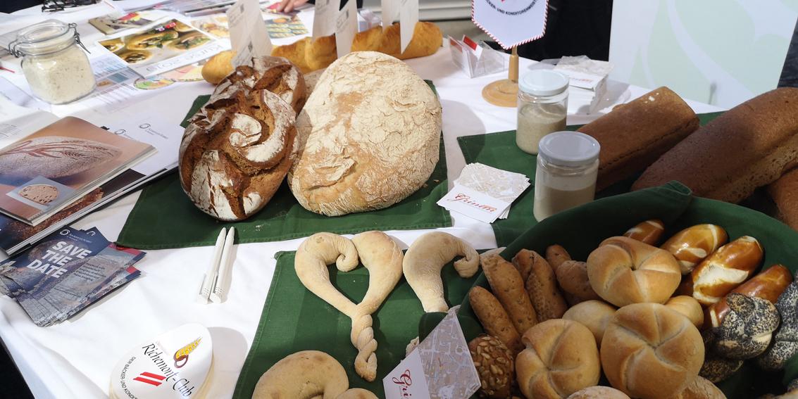 Gebäck, Brot, Impressionen vom Brotfestival, Bild (c) Mischa Reska - kekinwien.at