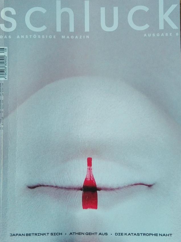 Cover, Schluck #8, Bild von Bild - kekinwien.at