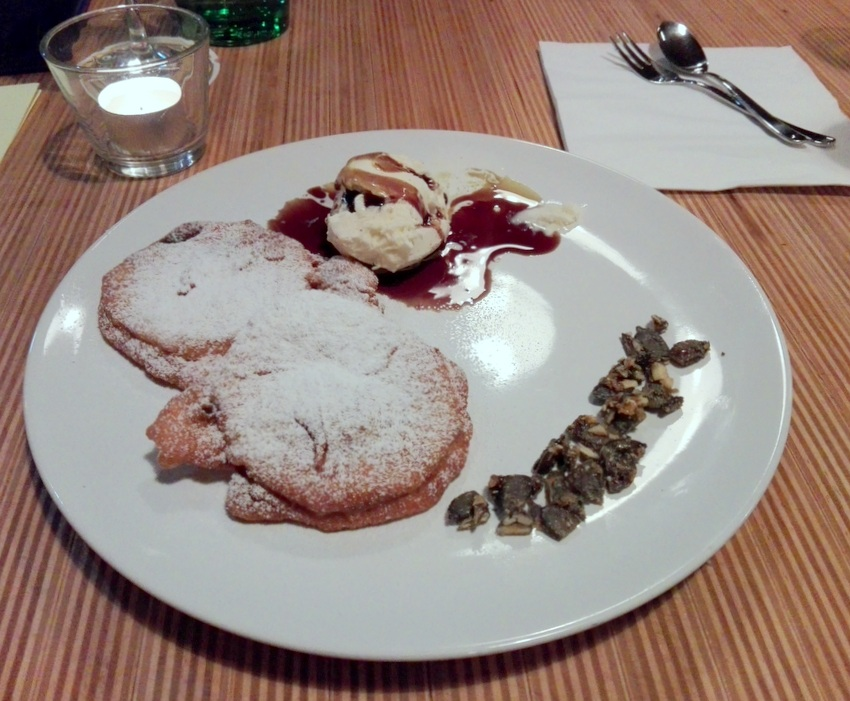Dessert, Gebackener Kürbis, Wilde Ehe, Bild (c) Claudia Busser - kekinwien.at