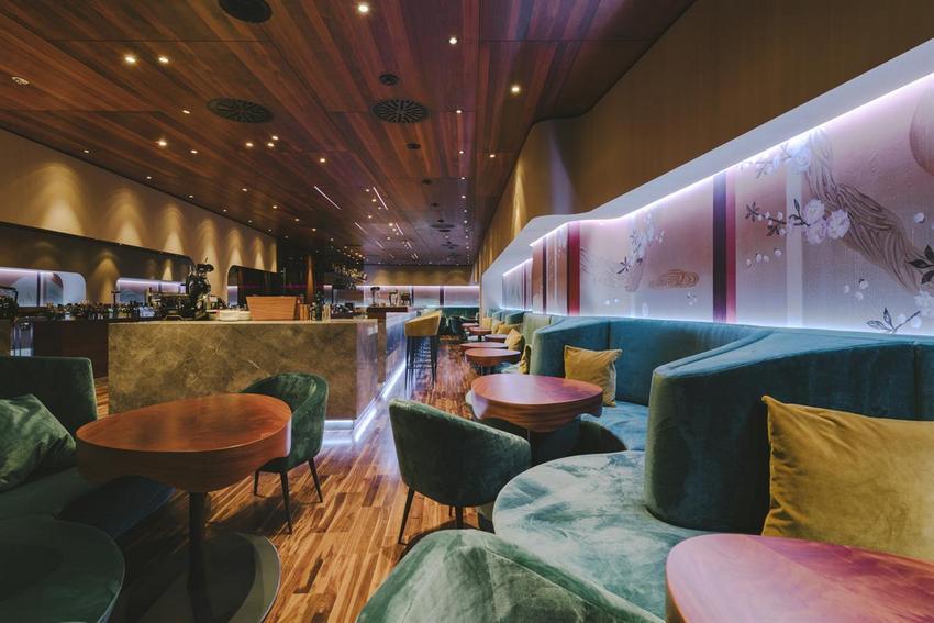 Fabios Bar, Einblick von der Tuchlauben, gelungene Neugestaltung, Bild © Fabios / Eugenia Levkova