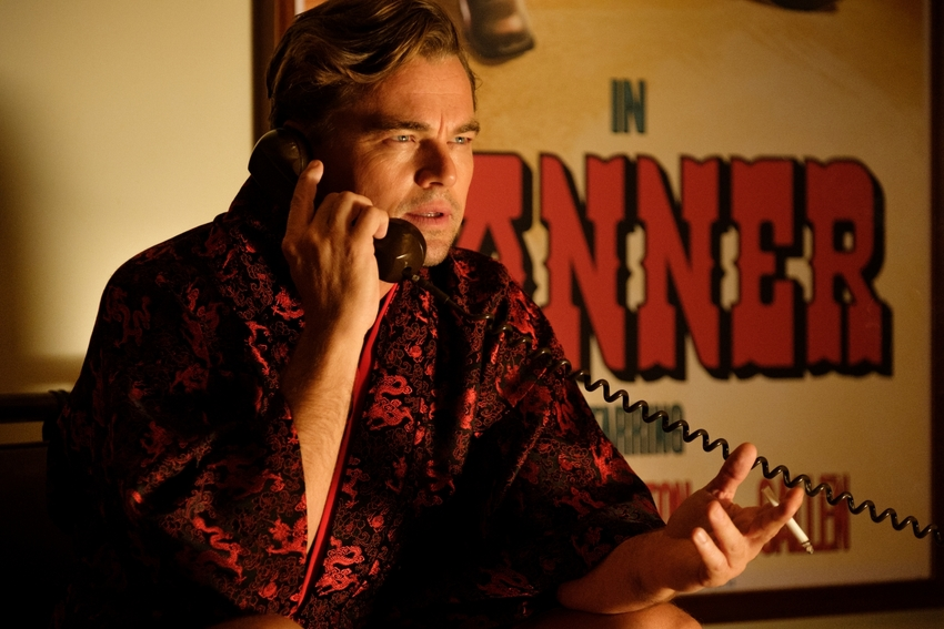 Leonardo DiCaprio in Once Upon a Time in Hollywood, Bild © 2019 Sony Pictures Entertainment Deutschland GmbH