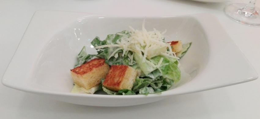Caesar Salad, Spoon Vienna, Bild (c) Claudia Busser - kekinwien.at