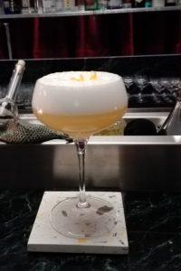 Ei im Glas, Cocktail im neuen Café Kandl,Bild (c) Claudia Busser - kekinwien.at