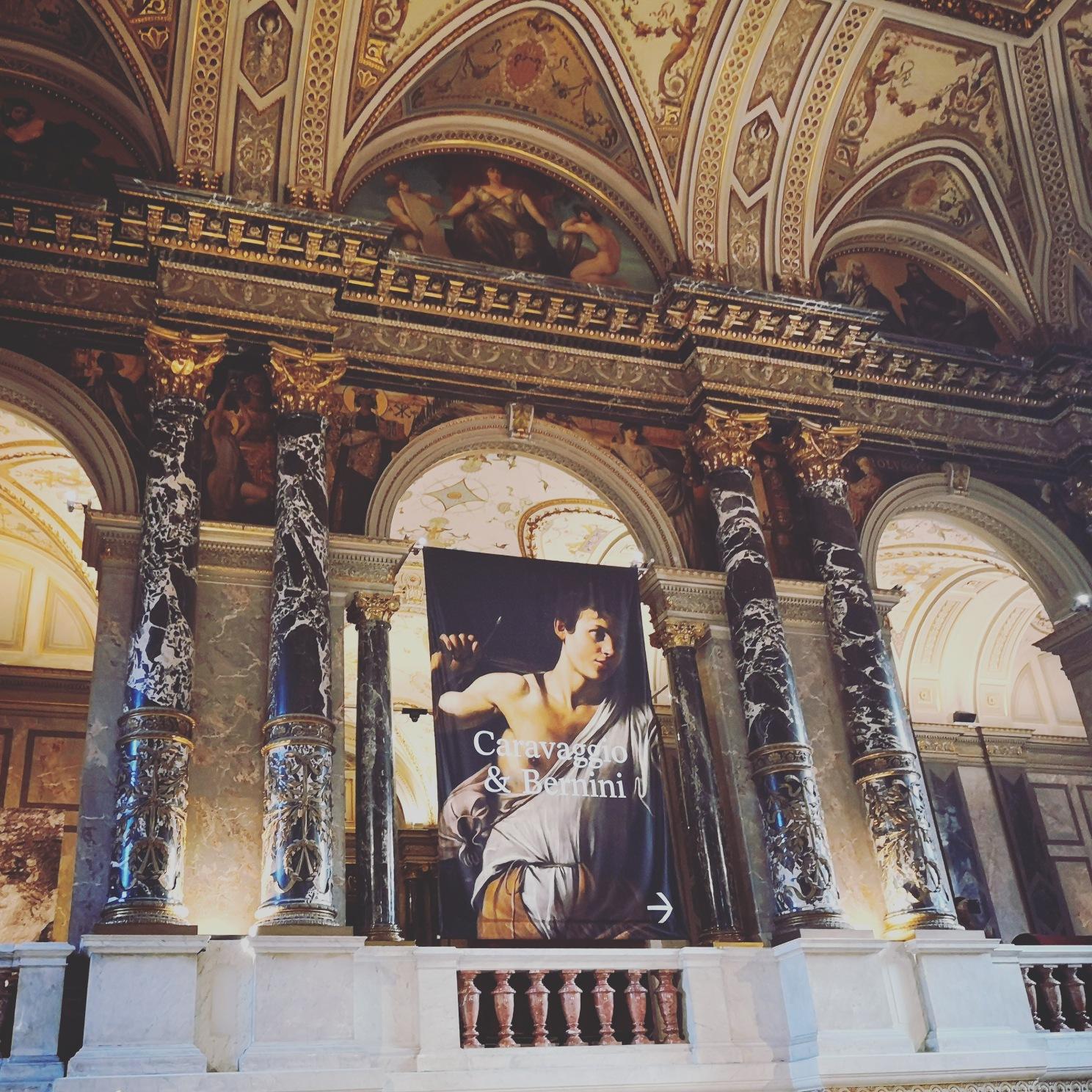 Caravaggio und Bernini im Kunsthistorischen Museum Wien - kekinwien.at