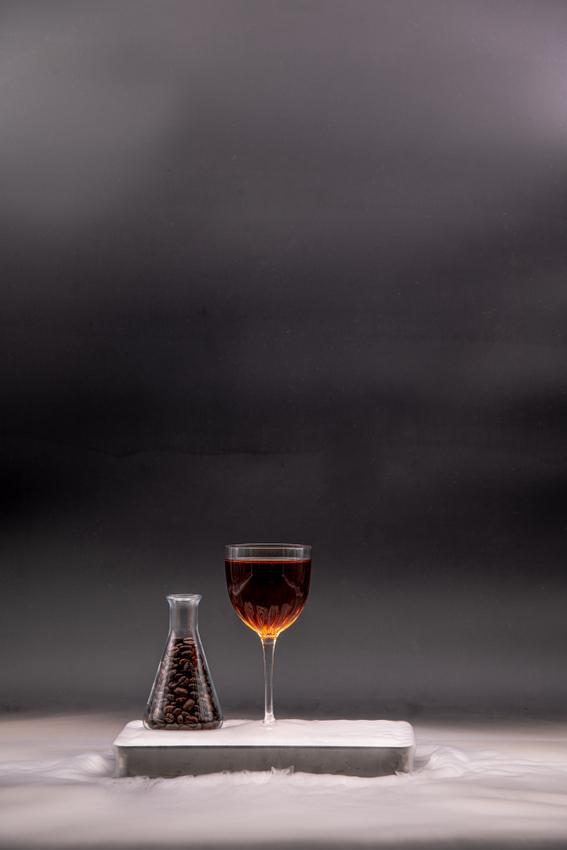 Coffeetini, Cocktail, Dino's Apothecary Bar, Bild (c) Nikolaus Mautner Markhof