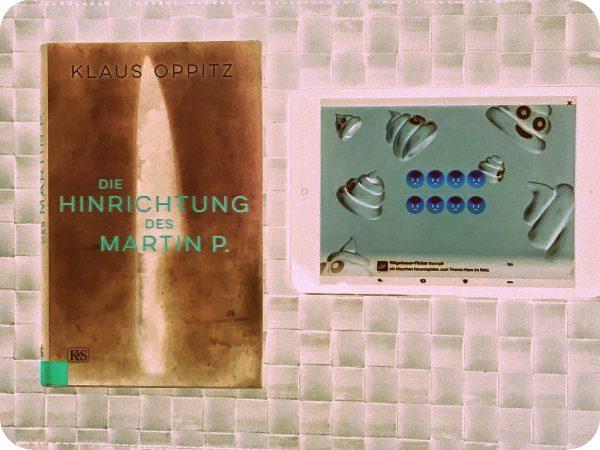 Die Hinrichtung des Martin P., Ein Buch von Klaus Oppitz, Bild (c) Alexandra Wögerbauer-Flicker - kekinwien.at