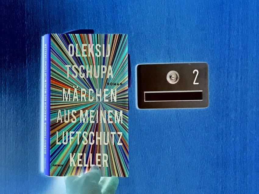 """Bild zum Roman """"Märchen aus meinem Luftschutzkeller"""" von Oleksij Tschupa, Foto (c) Alexandra Wögerbauer-Flicker - kekinwien.ar"""