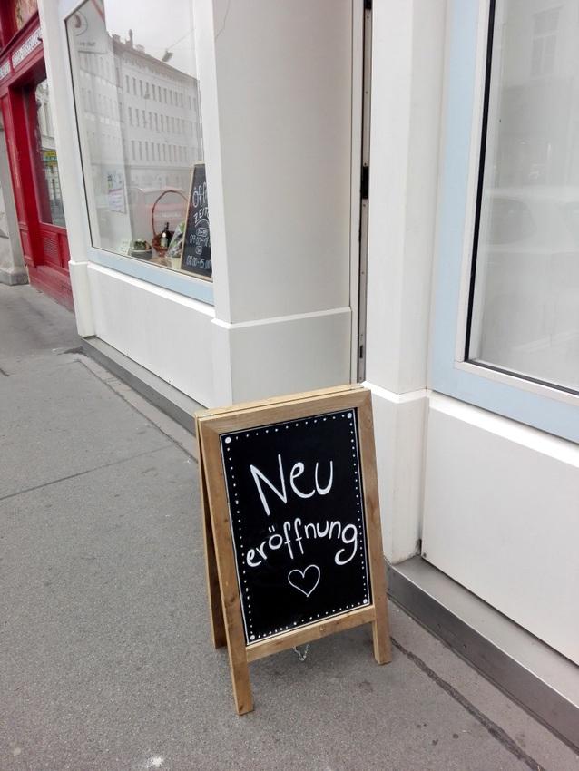 Neueröffnung in Hernals, Bauernladen Helene, Bild (c) Claudia Busser - kekinwien.at
