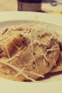 Pasta mit Ricotta Kürbsfülle, Rezept, Bild (c) Andrea Pickl - kekinwien.at