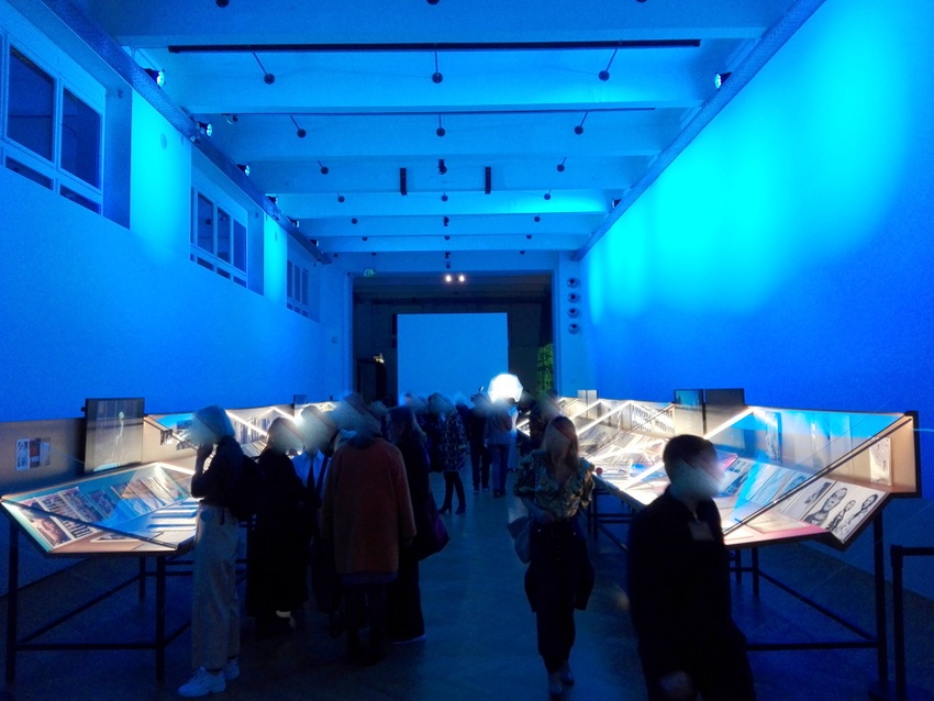 Der letzte Raum der Schau SHOW OFF im MAK, Bild (c) Claudia Busser - kekinwien.at