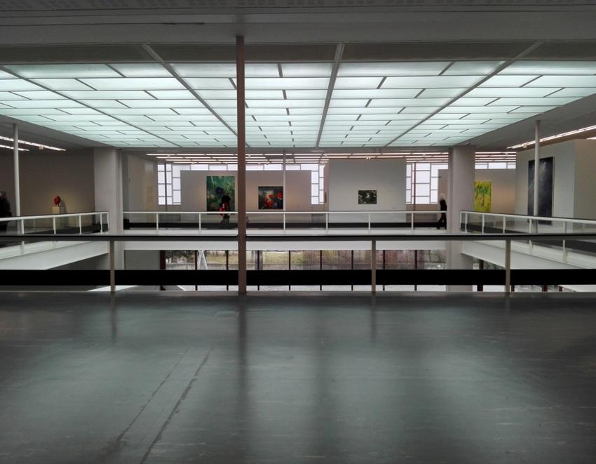 Ausstellungsansicht, Brandl im Belvedere 21, oberes Stockwerk, Bild (c) Claudia Busser - kekinwien.at