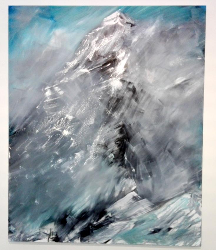 """""""Bergemaler"""" nennen manche Herbert Brandl, Bild (c) kekinwien.at"""