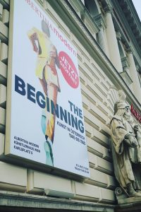 The Beginning, Albertina Modern, Bild (C) Andrea Pickl - kekinwien,at