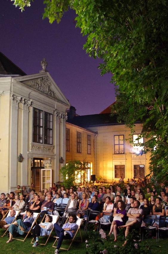 Open Air Kino, Bild (c) Karl Valent, dotdotdot