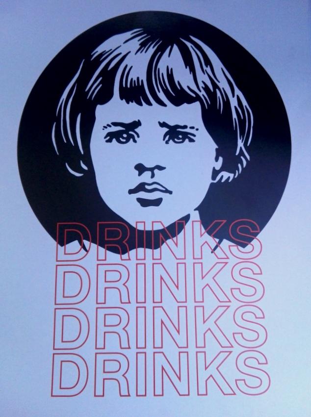 Hausbar, Cover der Cocktailkarte, Bild (c) kekinwien.at