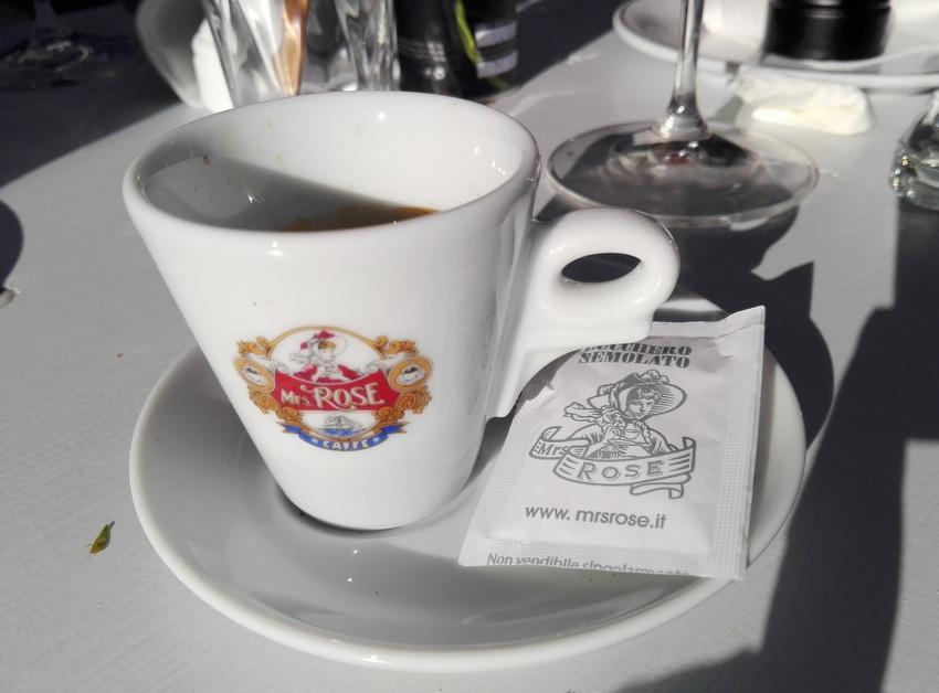 Espresso Mrs. Rose, Bild (c) Claudia Busser - kekinwien.at