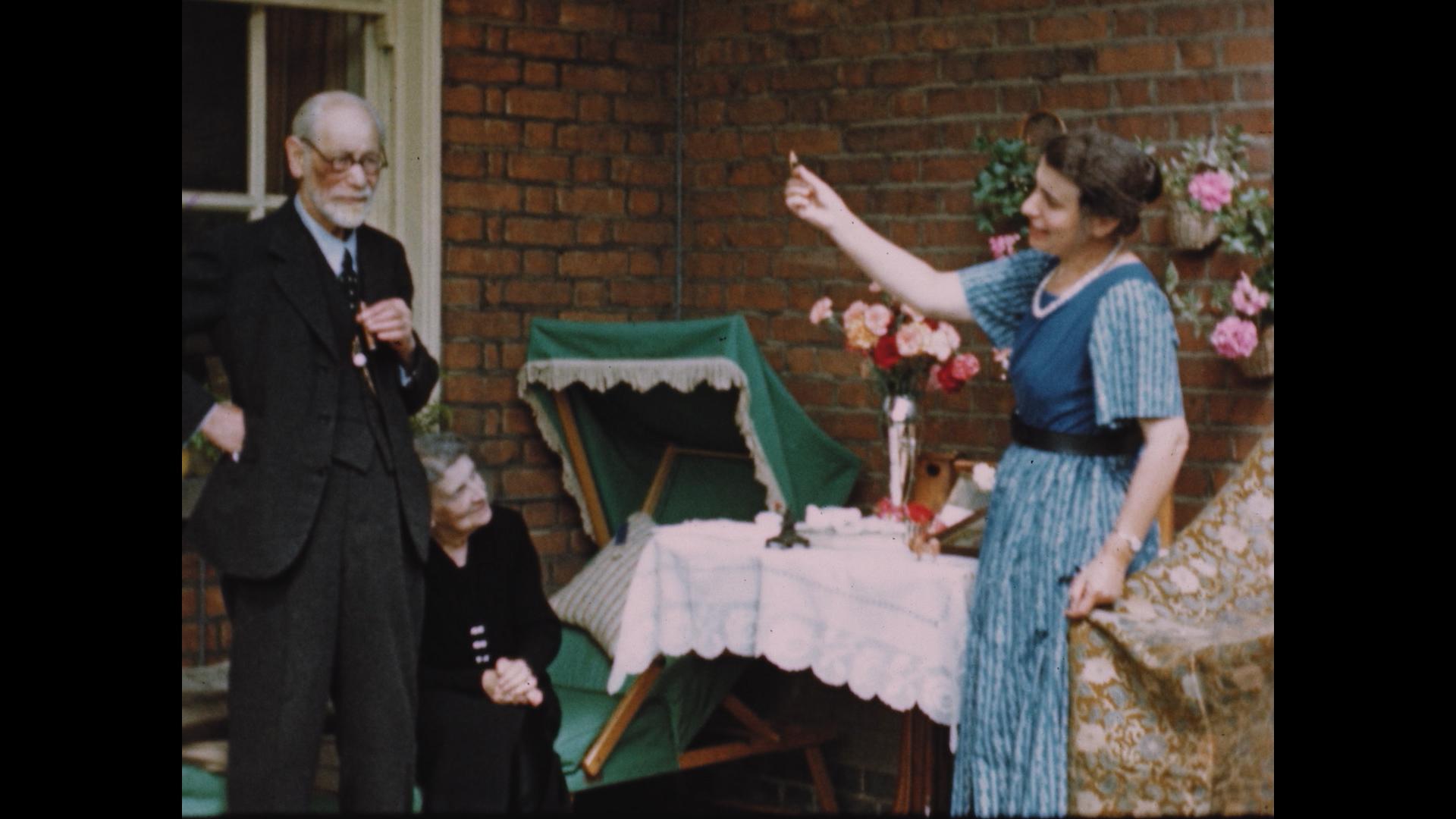 Sigmund Freud (c) Filmgarten